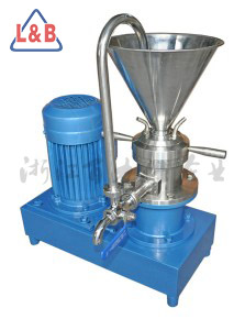 Split colloid mill is not included
